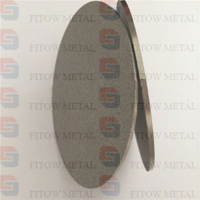 Porous metal sintered filter plate diameter 60*Thickness3.0MM  - 副本