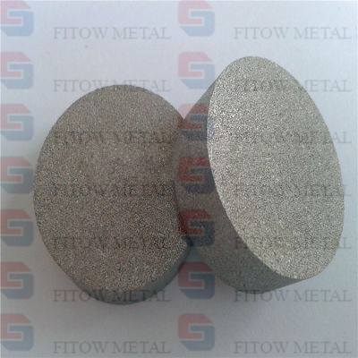 SS316L powder sintering metal filter plate Thickness 10MM*30MM - 副本