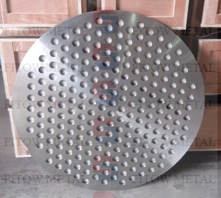 Stainless steel powder filters discs Φ832×8mm