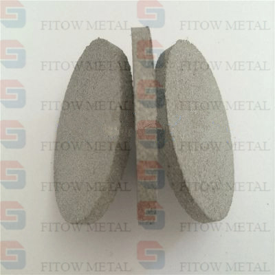 316L Stainless steel Sintered Porous Metal Filter Disc