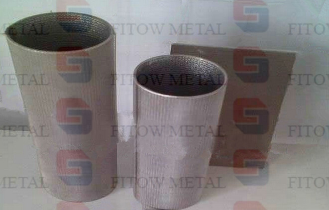 Stainless steel multi-layer sintered mesh