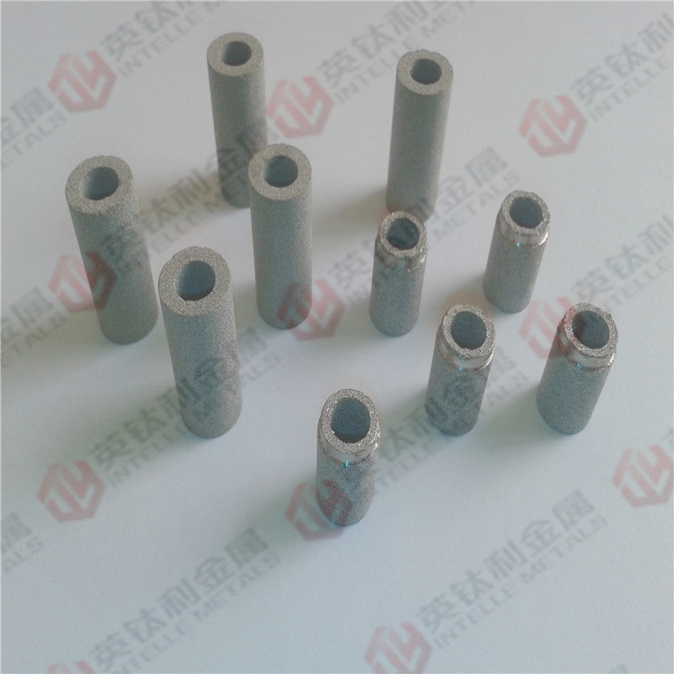 Powder Sintered Stainless steel Porous Filter Element