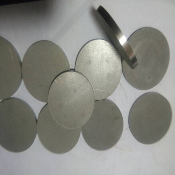 SS316L Porous stainless steel Sintered filter disc dia60*5MM