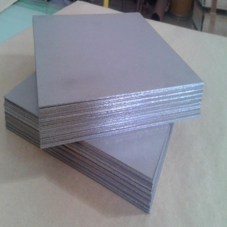 Powder Sintered Stainless Steel Plate Water Filter