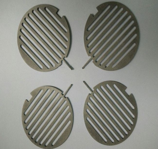 powder sintered filter irregular parts