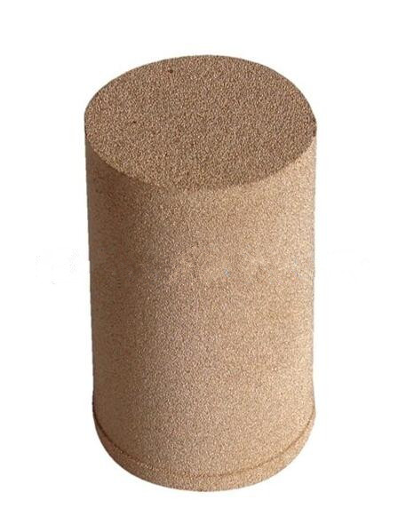 Microns Sintered Porous Bronze Filter Cartridge