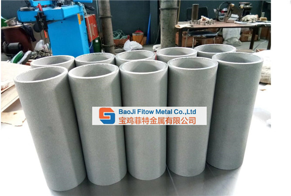 SS316L Stainless Steel Filters 3inchOD cartridge