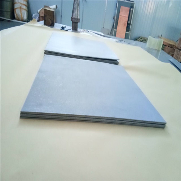 Microns porous stainless steel filter plates 2mm*300*300